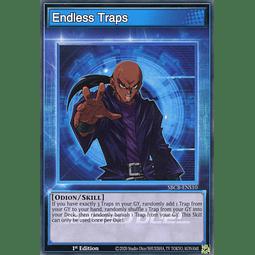 Endless Traps - SBCB-ENS10 - Common - 1st Edition