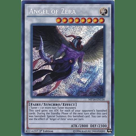 Angel of Zera - MP14-EN116 - Secret Rare 1st Edition