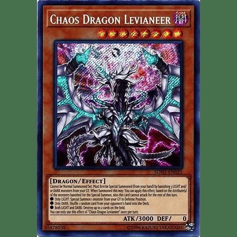 Chaos Dragon Levianeer - SOFU-EN025 - Secret Rare Unlimited