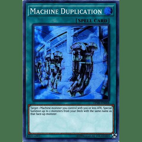 Machine Duplication - OP08-EN008 - Super Rare
