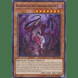 Destrudo the Lost Dragon's Frisson - CIBR-EN038 - Rare Unlimited