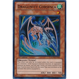 Dragunity Corsesca - HA04-EN044 - Super Rare 1st Edition