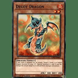 Decoy Dragon - LDS2-EN003 - Common 1st Edition