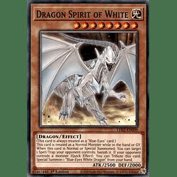 Dragon Spirit of White - LDS2-EN009 - Common 1st Edition