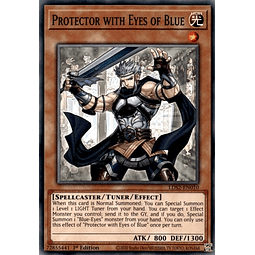 Protector with Eyes of Blue - LDS2-EN010 - Common 1st Edition