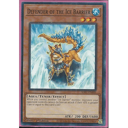 Defender of the Ice Barrier - SDFC-EN009 - Common 1st Edition