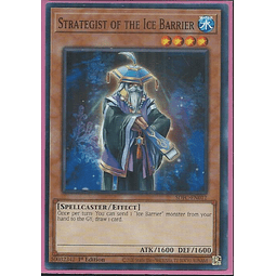 Strategist of the Ice Barrier - SDFC-EN012 - Common 1st Edition