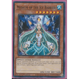 Medium of the Ice Barrier - SDFC-EN016 - Common 1st Edition