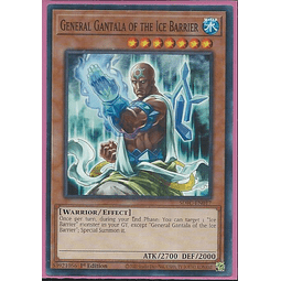 General Gantala of the Ice Barrier - SDFC-EN017 - Common 1st Edition