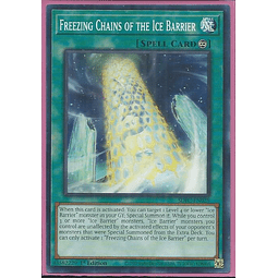 Freezing Chains of the Ice Barrier - SDFC-EN028 - Common 1st Edition