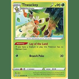 Thwackey - 12/72 - Uncommon Reverse Holo