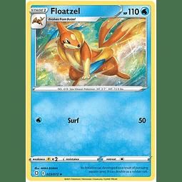 Floatzel - 23/72 - Uncommon