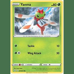 Yanma - 1/72 - Common
