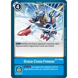 BT1-100 R Grace Cross Freezer Option
