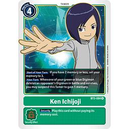 BT3-094 R Ken Ichijouji Tamer