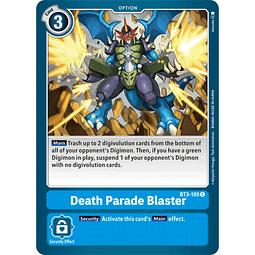 BT3-100 C Death Parade Blaster Option
