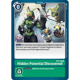 BT3-103 U Hidden Potential Discovered! Option