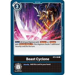 BT3-106 C Beast Cyclone Option