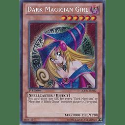 Dark Magician Girl - LCYW-EN022 - Secret Rare 1st Edition