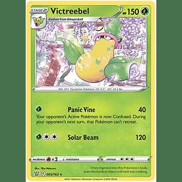 Victreebel - 3/163 - Rare Reverse Holo
