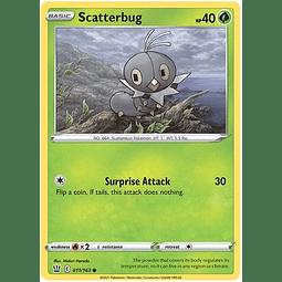 Scatterbug - 11/163 - Common