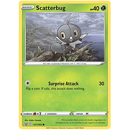 Scatterbug - 11/163 - Common Reverse Holo
