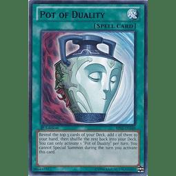 Pot of Duality - BP02-EN160 - Rare 1st Edition