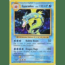 Gyarados - 34/108 - Holo Rare