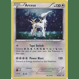 Arceus - XY197 - Holo Promo