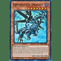 Absorouter Dragon - SDRR-EN005 - Super Rare 1st Edition