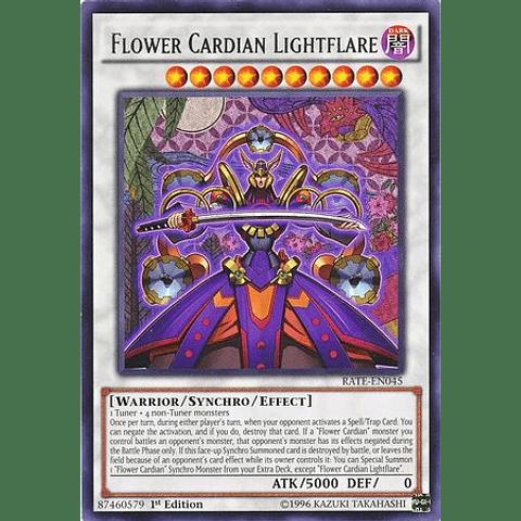 Flower Cardian Lightflare -rate-en045- Rare 1st Edition
