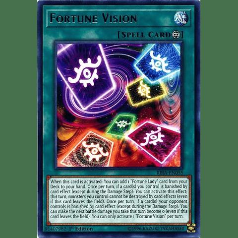 Fortune Vision - rira-en055 - Rare 1st Edition