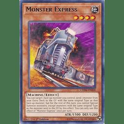 Monster Express - CHIM-EN000 - Rare 1st Edition
