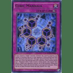 Cubic Mandala - MVP1-EN044 - Ultra Rare Unlimited