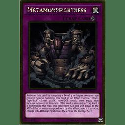 Metamorphortress - MVP1-ENG27 - Gold Rare Unlimited