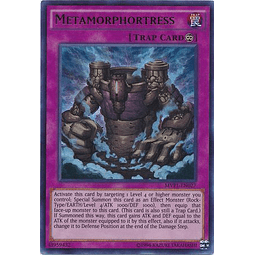 Metamorphortress - MVP1-EN027 - Ultra Rare Unlimited