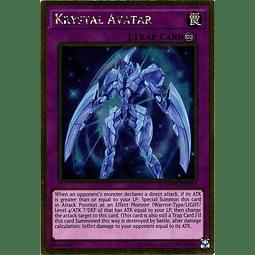 Krystal Avatar - MVP1-ENG11 - Gold Rare Unlimited