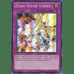 Zefra Divine Strike - CROS-EN072 - Super Rare Unlimited