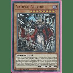 Vampire Voivode - GFTP-EN001 - Ultra Rare 1st Edition