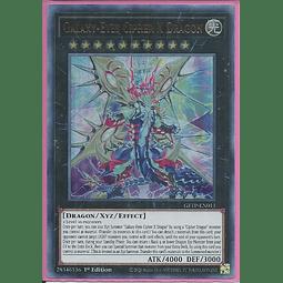 Galaxy-Eyes Cipher X Dragon - GFTP-EN011 - Ultra Rare 1st Edition