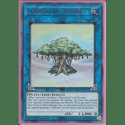 Sunavalon Dryades - GFTP-EN019 - Ultra Rare 1st Edition