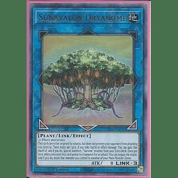 Sunavalon Dryanome - GFTP-EN020 - Ultra Rare 1st Edition