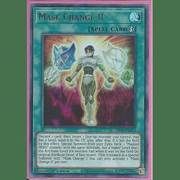 Mask Change II - GFTP-EN113 - Ultra Rare 1st Edition