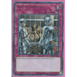 Royal Prison - GFTP-EN120 - Ultra Rare 1st Edition