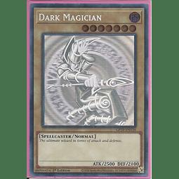 Dark Magician - GFTP-EN128 - Ghost Rare 1st Edition
