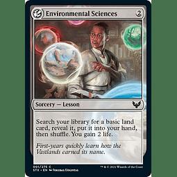 Environmental Sciences 001/275 - Foil