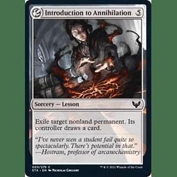 Introduction to Annihilation 003/275 - Foil