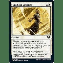 Beaming Defiance 009/275 - Foil