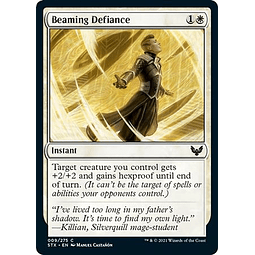 Beaming Defiance 009/275