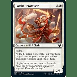 Combat Professor 011/275 - Foil